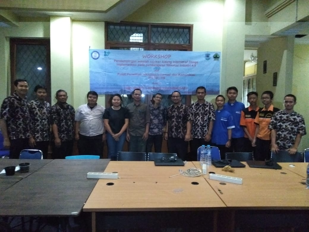 Workshop IoT ITB